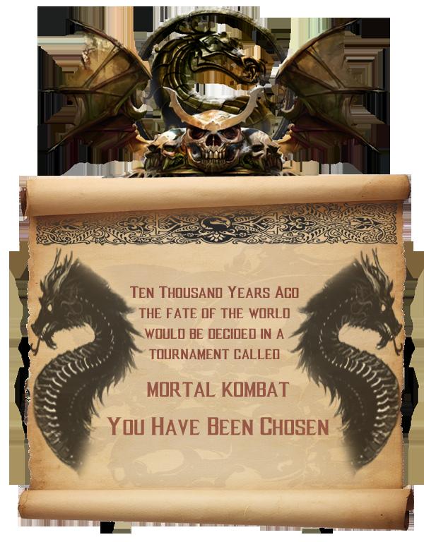 Mortal Kombat RPG Ad